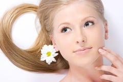 Close-up fresh face stock photos