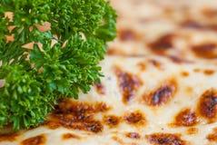 Close up Fresh homemade Lasagne Stock Photos