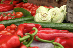 Close-up of fresh produce Stock Images