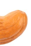 Close up of fresh pumkin. Stock Images