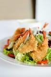Close up fresh salad Stock Photo