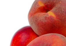 Close-up of fresh tasty nutritious peached Stock Photography