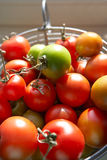 Close up fresh tomatoes Royalty Free Stock Image