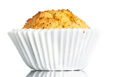 Close-up of a freshly home baked muffin Stock Photos