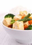 Fried tofu Royalty Free Stock Photos