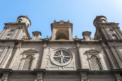 Cathedral of Santa Ana Stock Photos