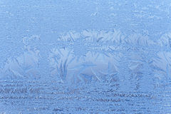 Close up of frost Royalty Free Stock Photos