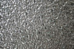 Close-up of frosted glass texture, abstract pattern. Close-up of frosted glass texture background, abstract pattern stock photos