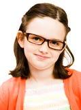 Close-up of girl smiling Stock Photos