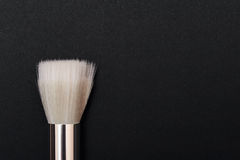 Close-up glanzende Grimeur Brush Tool royalty-vrije stock afbeeldingen