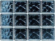Close up glass block Royalty Free Stock Photos