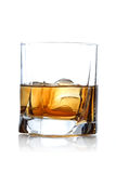 Close-up of glass with whisky Stock Photos