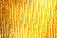 Close up golden modern texture for glamour holiday background Royalty Free Stock Photography