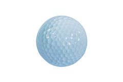 Close up golf ball Royalty Free Stock Photography