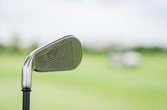 Close up of a golf club Stock Photos