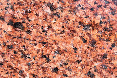 Close up of granite Stock Photography