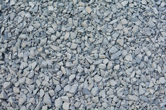 Close up  granite gravel background Stock Photography