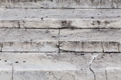 Close up on granite stairs Royalty Free Stock Image