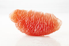 Close up of grapefruit pulp Stock Image