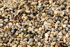 Close up of the gravel Royalty Free Stock Images
