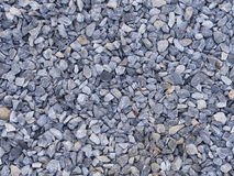 Close-up gravel for construction. Stock Photography