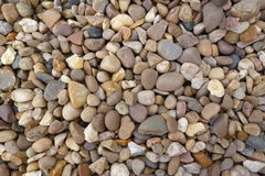 Close up of gravel stock image