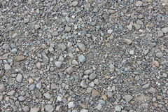 Close up of gravel pathway Stock Image