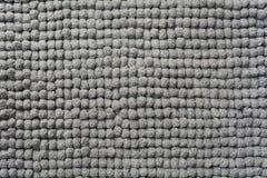 Close up gray carpet Stock Images