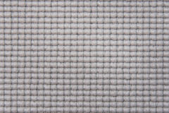 Close up of gray rubberrized grid printed mat Stock Images
