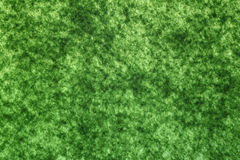 Close up of green felt Stock Photography
