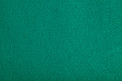 Close-up of green poker table felt Stock Photo