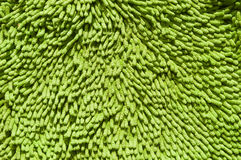 Close up green rug with details Stock Photos