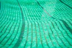 Close up Green Shading Net Royalty Free Stock Photography