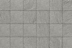 Close-up of grey ceramic glazed tile Royalty Free Stock Photo