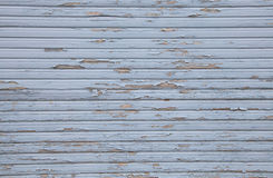 Close up of grunge wooden blue shabby chic background Royalty Free Stock Images