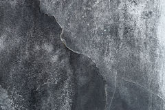 Close up of grungy rough scratched grey metal background Stock Photography