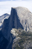Close up of Half Dome from Glacier Point Royalty Free Stock Images