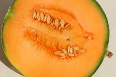 Half melon Stock Photo
