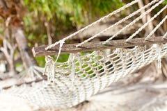 Close-up of hammock Royalty Free Stock Photography