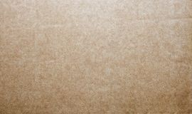 Hard brown kraft paper background with textures royalty free stock photo