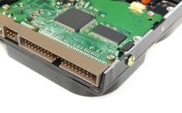 Close up of hard disk drive Stock Photos