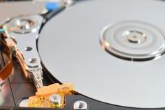 Hard disk inside Stock Images