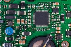Close Up Hard Disk Royalty Free Stock Photos