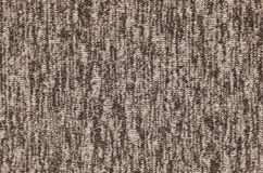 Close-up of heater and knitted jersey fabric textured cloth background with delicate striped patter. N Stock Photos