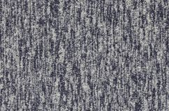 Close-up of heater and knitted jersey fabric textured cloth background with delicate striped patter. N Stock Image