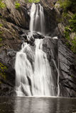 Close Up of High Falls Royalty Free Stock Photo