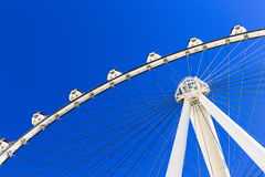 Close-up of The High Roller Wheel Royalty Free Stock Photo