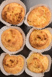 Close up of homemade coconut macaroons Royalty Free Stock Photo