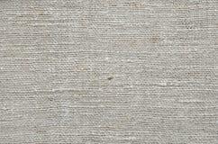 Close-up of the homespun cloth Royalty Free Stock Image