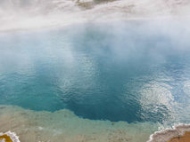 Close up of hot spring Stock Image